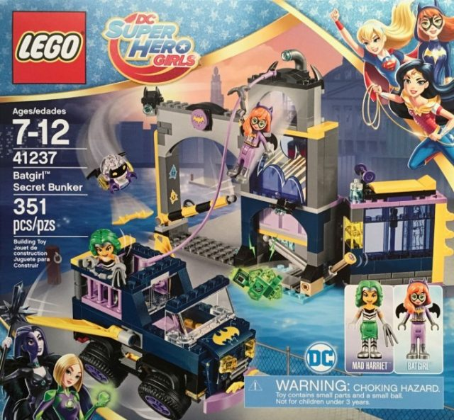 41237 Batgirl Secret bunker