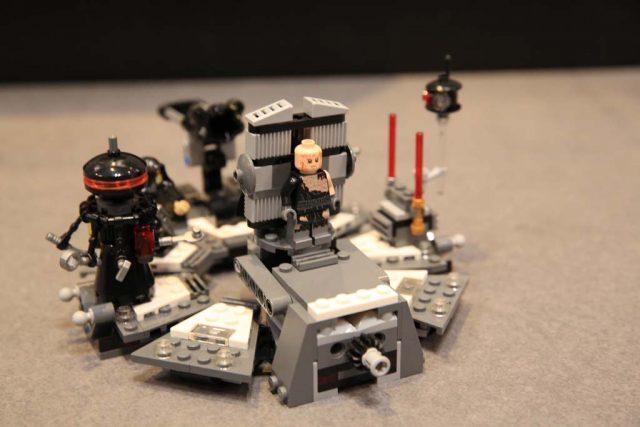75183 Darth Vader Transformation