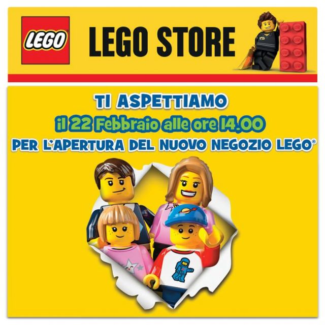 LEGO Certified Store Marghera