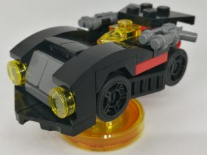 LEGO Dimensions Batman Movie Black Thunder Fronte