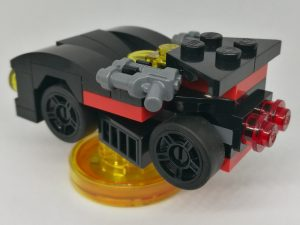 LEGO Dimensions Batman Movie Black Thunder Retro