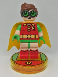 LEGO Dimensions Batman Movie Robin Fronte 2