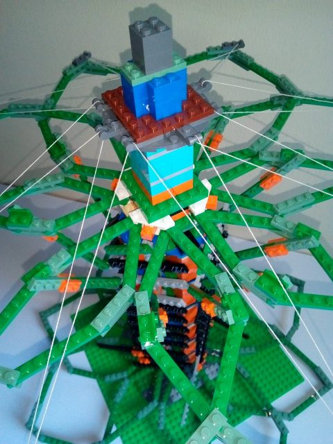 LEGO Ideas Albero della Vita di Expo 2015