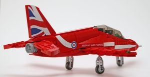 LEGO Ideas Red Arrows Hawk