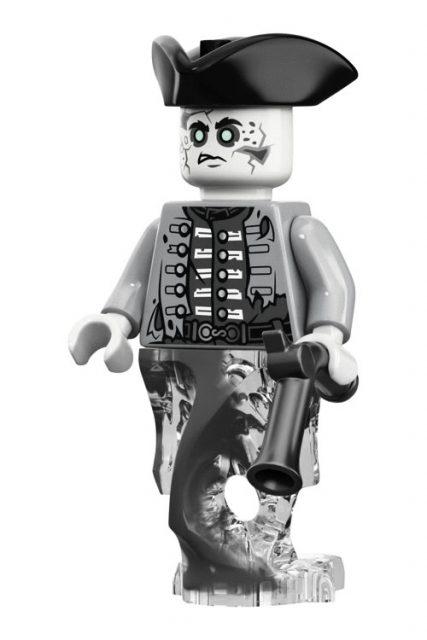 LEGO I Pirati dei Caraibi - Silent Mary (71042)
