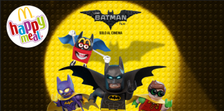 McDonald's The LEGO Batman Movie