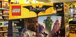 The LEGO Batman Movie Movie Maker