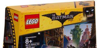 The LEGO Batman Movie Movie Maker Set (853650)