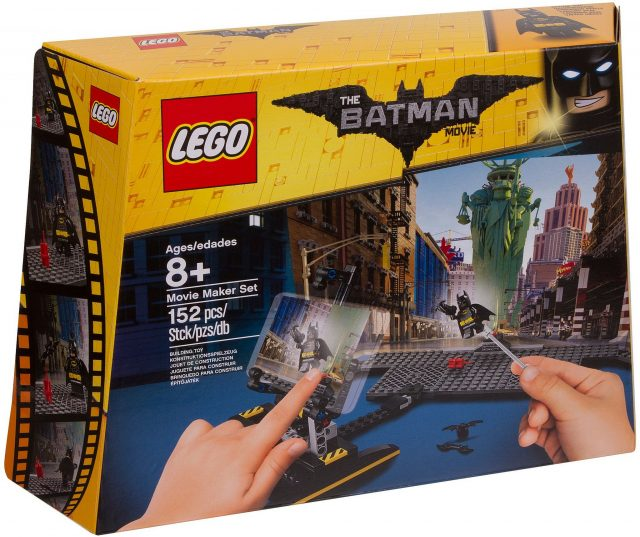 The LEGO Batman Movie Movie Maker Set (853650)