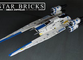 UCS LEGO Star Wars U-wing