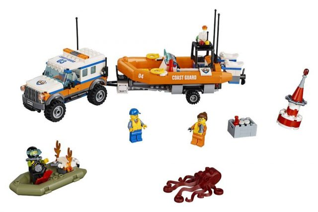 4 x 4 Response Unit (60165)