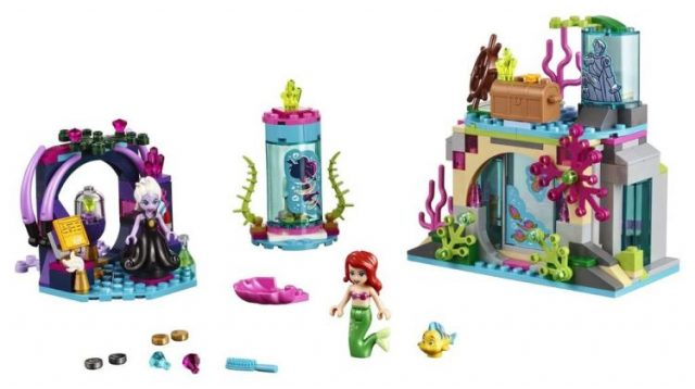 Ariel and the Magical Spell (41145)
