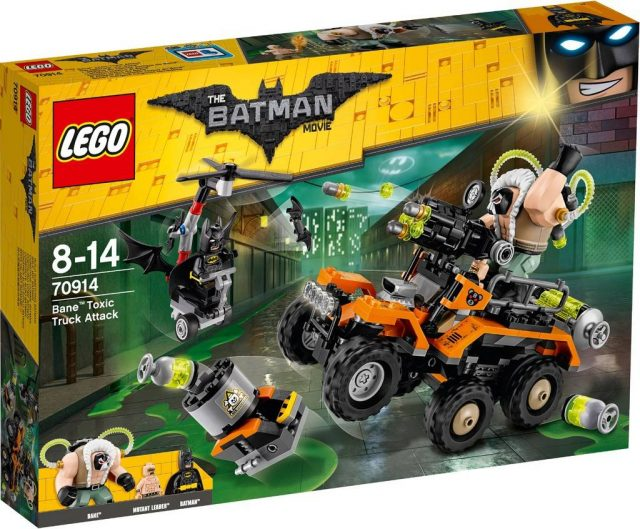 Bane Toxic Truck Attack (70914)
