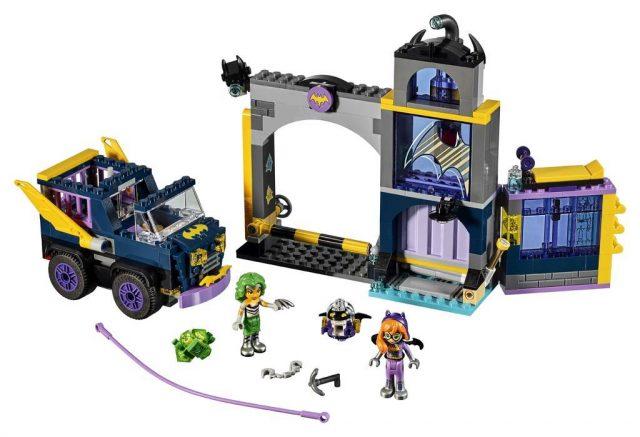 Batgirl Secret Bunker (41237)