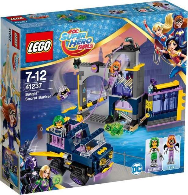 Batgirl Secret Bunker (41237)