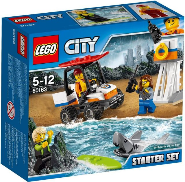 Coast Guard Starter Set (60163)