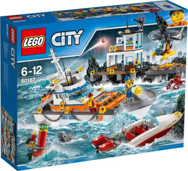 Coast Guards Headquarters (60167)