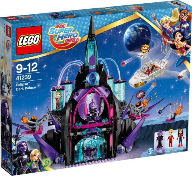 Eclipso Dark Palace (41239)