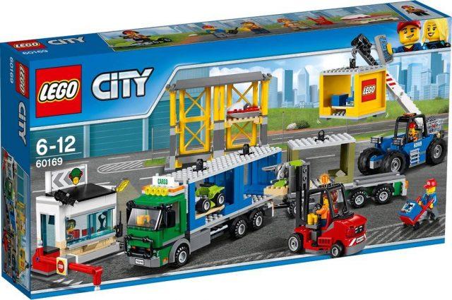 Freight Terminal (60169)