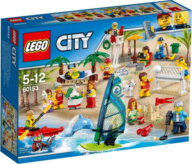 Fun at the Beach (60153)