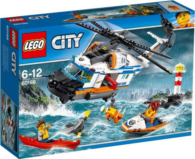 Heavy-duty Rescue Helicopter (60166)