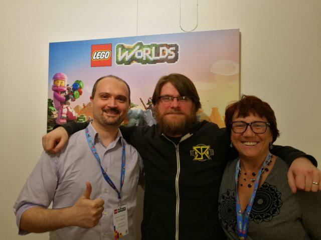 LEGO Worlds Andrea Biagini Antonella Carabelli