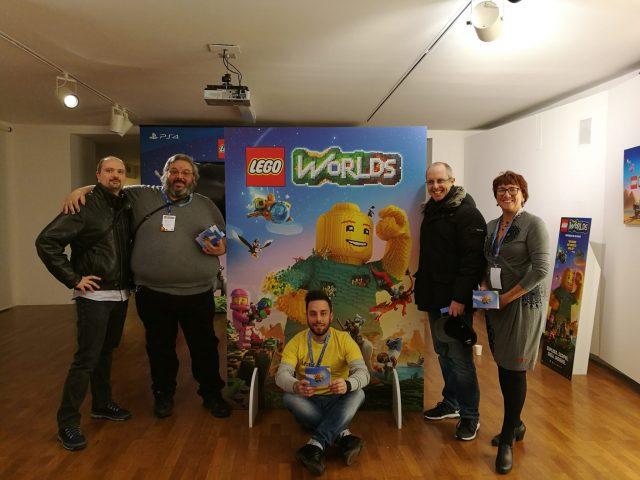 LEGO Worlds AFOL