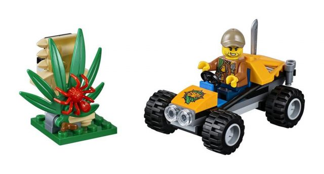 Jungle Buggy (60156)