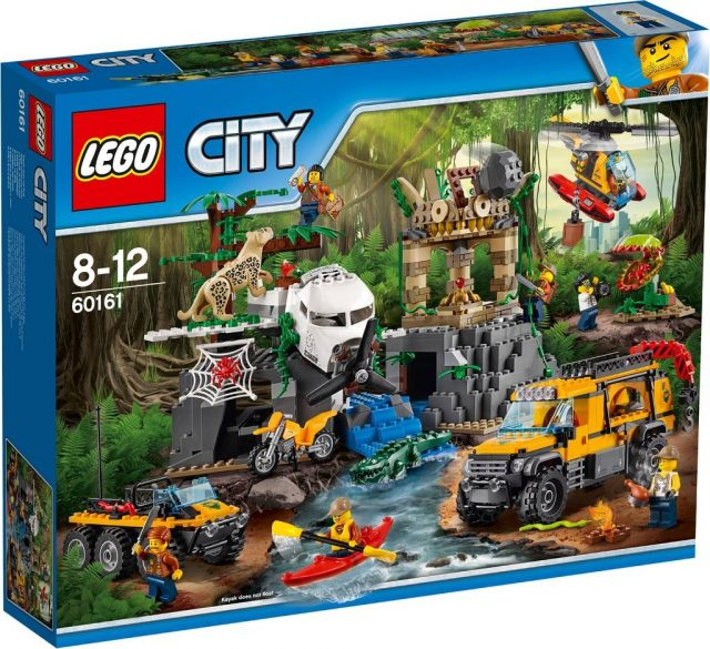 Jungle Exploration Site (60161)