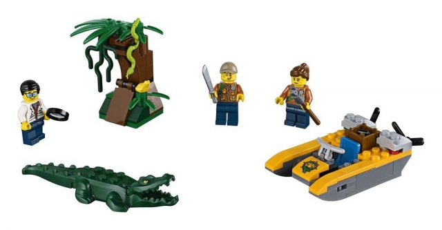 Jungle Starter Set (60157)