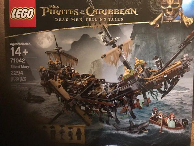 LEGO I Pirati dei Caraibi Silent Mary