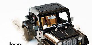 LEGO Ideas Jeep Wrangler Rubicon