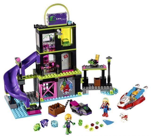 Lena Luthor Kryptomite Factory (41238)