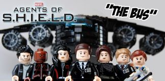 Marvel's Agents of S.H.I.E.L.D. The Bus