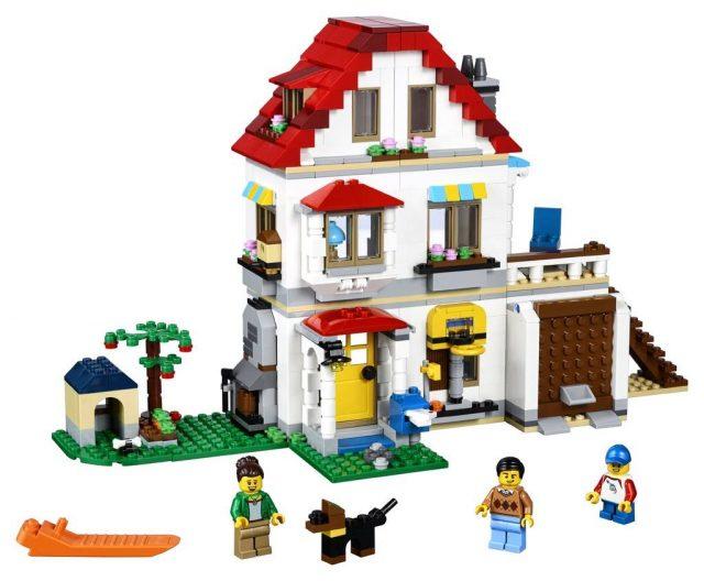 Modular Family Villa (31069)