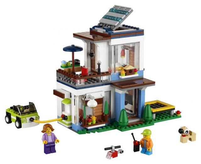 Modular Modern Home (31068)