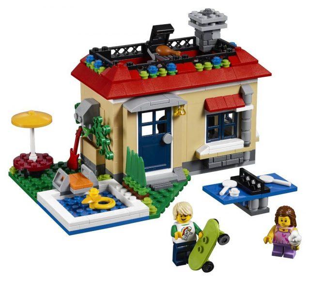 Modular Poolside Holiday (31067)