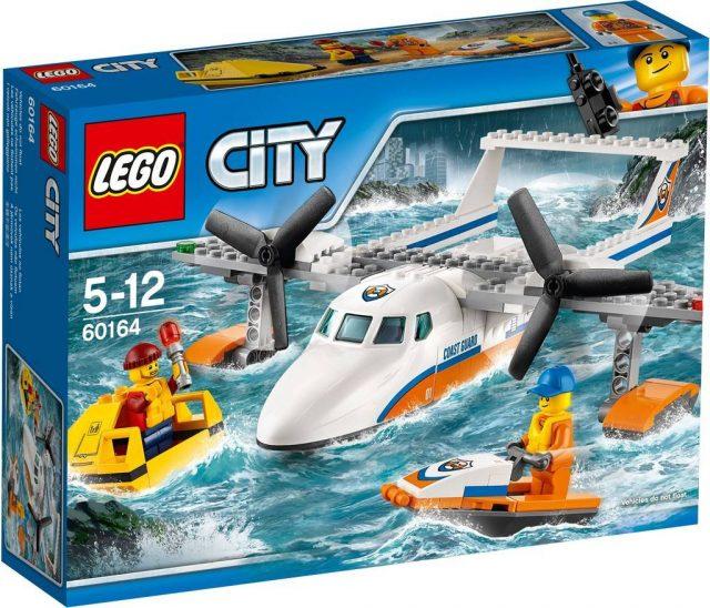 Sea Rescue Plane (60164)