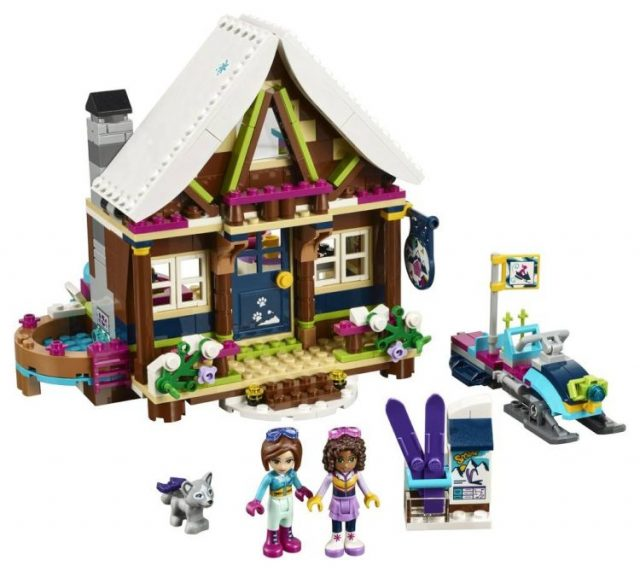Snow Resort Chalet (41323)