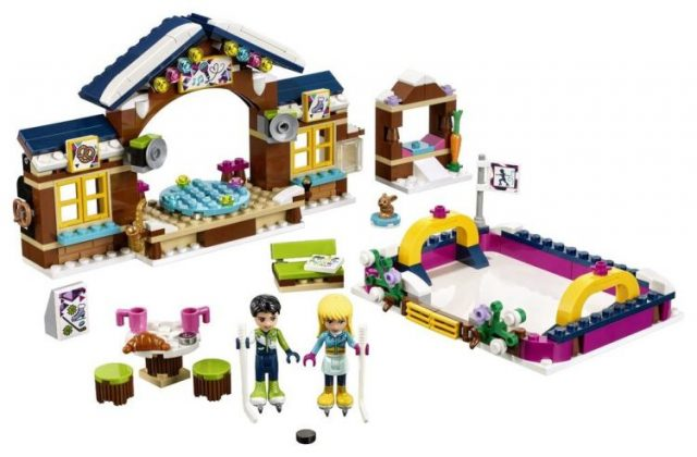 Snow Resort Ice Rink (41322)