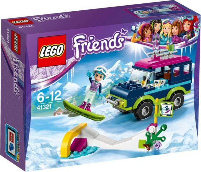 Snow Resort Off-Roader (41321)