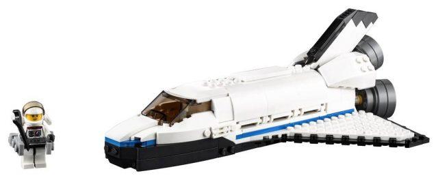 Space Shuttle Explorer (31066)