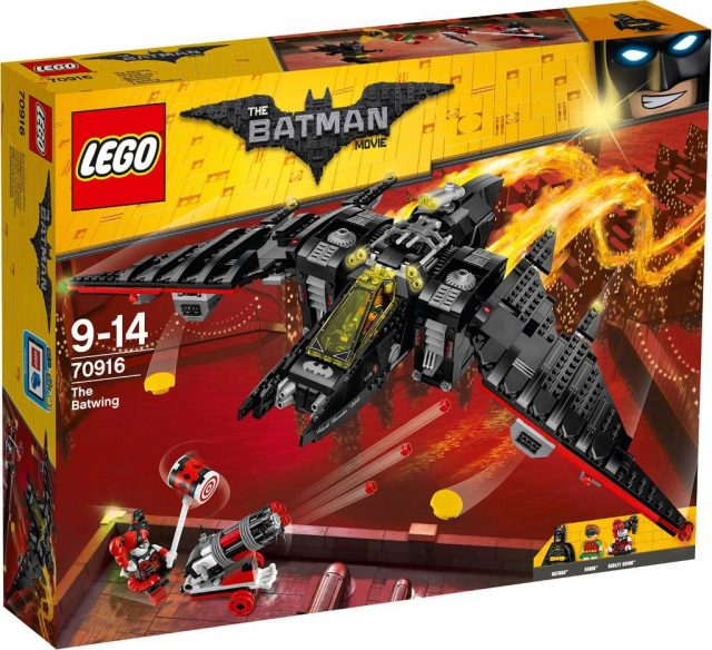 The Batwing (70916)