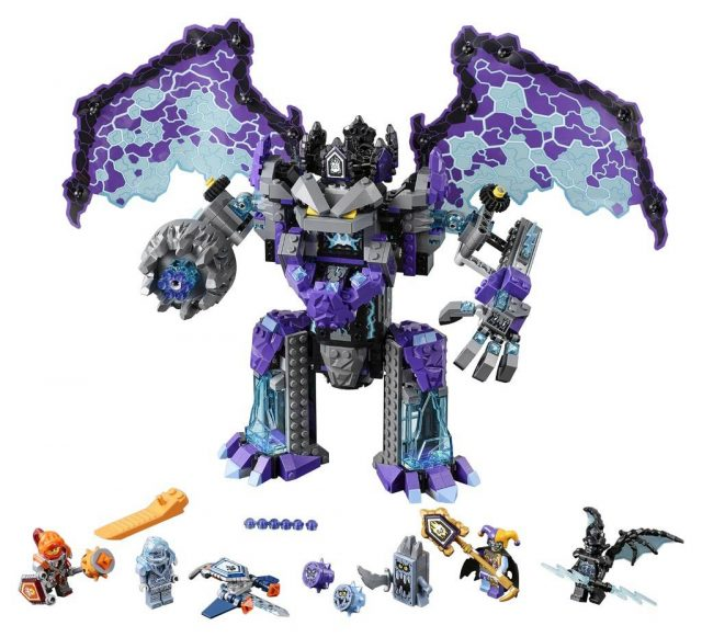 The Stone Colossus of Ultimate Destruction (70356)