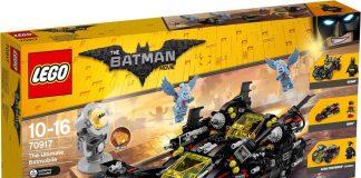 The Ultimate Batmobile (70917)