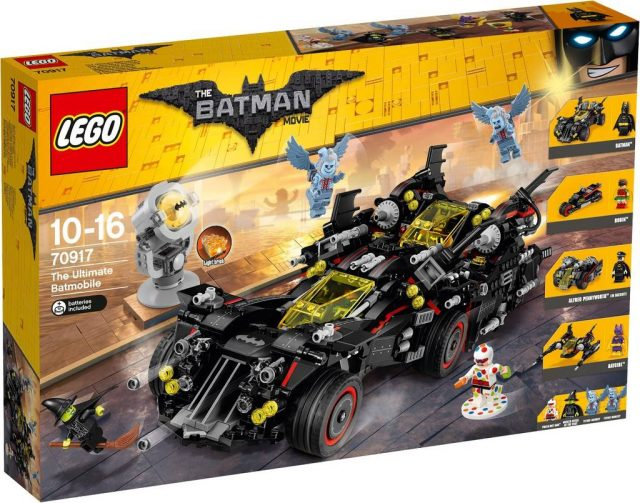 The Ultimate Batmobile (70917)
