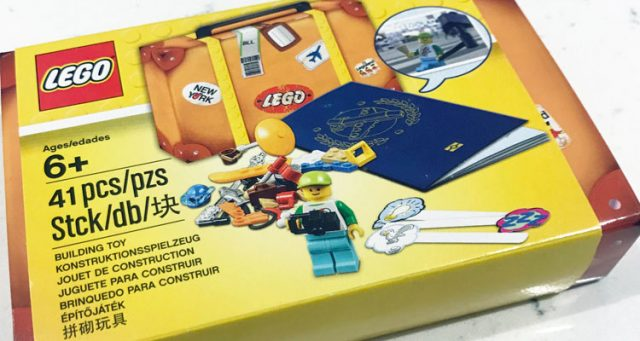 Travel Building Suitcase (5004932)