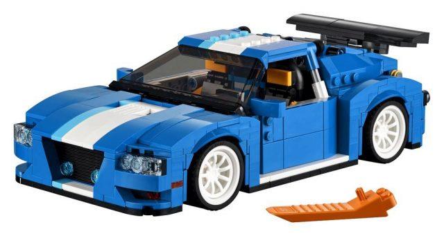 Turbo Track Racer (31070)