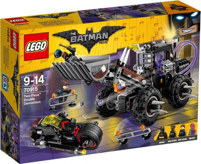 Two-Face Double Demolition (70915)