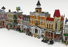 Edifici Modulari LEGO